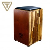 TYCOON Intercontinental Series Wenge Cajon TKIN-29 WG