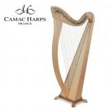 Lever Harp Camac Hermine 까막 레버 하프 - 에르민