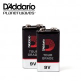 9-VOLT BATTERIES (PW-9V-02) 2Pack