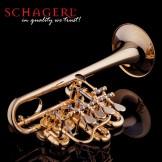 Schagerl Trumpet - Piccolo Berlin