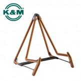 K&M HELI GUITAR STAND - Cork