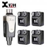 X-vive In-Ear Monitor Wireless System U4R4
