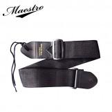 마에스트로 기타 스트랩 블랙 (GB1) / MAESTRO GUITAR STRAP (GB1-BLACK)
