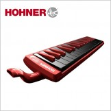 Hohner Melodica Fire  Red 32